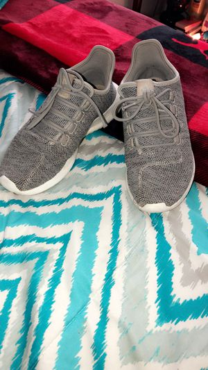 Adidas, Grey-Tubulars (Size 8, Women's) for Sale in Monongahela, PA