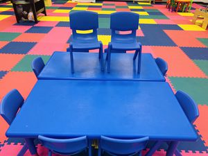 Kids Chairs and table . for Sale in Ashburn, VA