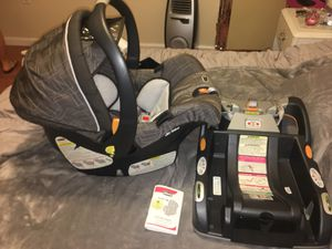 Chicco KeyFit 30 infant Car seat for Sale in Hyattsville, MD
