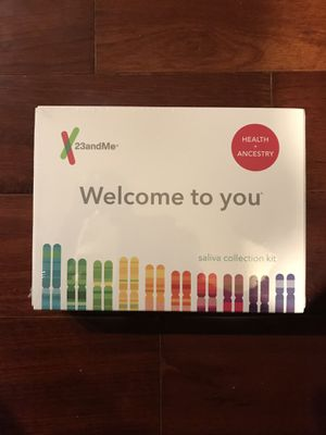 23andMe Health & Ancestry Kit for Sale in Seattle, WA