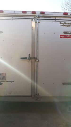 Enclose trailer 7 ×15 for Sale in Wylie, TX