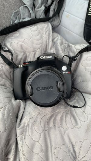 Canon power shot sx40 hs for Sale in Frisco, TX