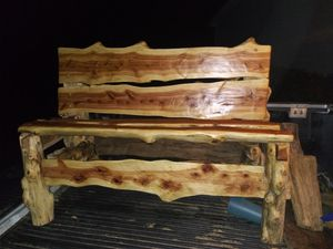Rustic bench for Sale in Cumming, GA