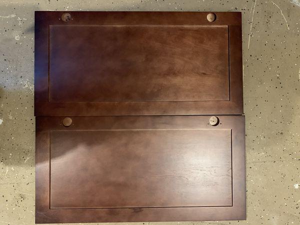 30x30 cabinet panel cherry brand new