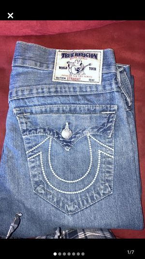 True religions Straight size 30 for Sale in Fresno, CA