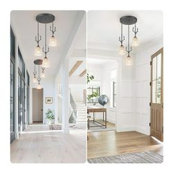 3 Light Pendant Lighting, Adjustable for Sale in Los Angeles,  CA