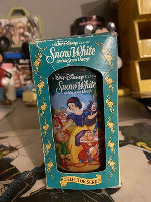 1994 Burger King Disney glasses Snow White for Sale in Fresno, CA