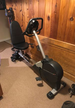 Recumbent exercise bike for sale for Sale in St. Louis, MO