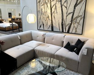 Four piece modular sectional for Sale in Saratoga,  CA