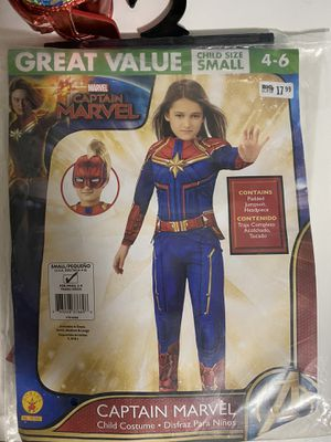 Captain Marvel Child Costume for Sale in Orlando, FL