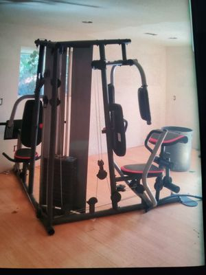 weider pro 4950 home gym for Sale in Homestead, FL