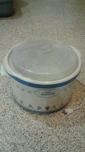 Rival Crock Pot for Sale in Cypress, TX