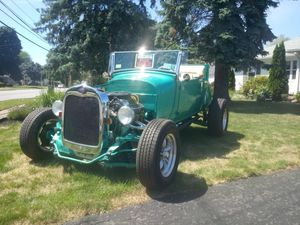 1929 model -a ford. 327 cu-in turbo 350 for Sale in Lockport, NY