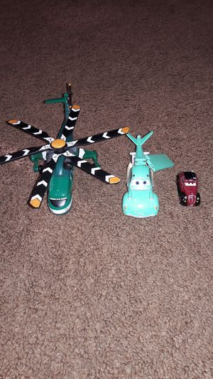 Disney Cars And Planes Lot Of 3 for Sale in Patterson, CA