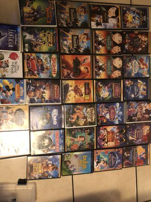 Disney dvd movies for Sale in Los Angeles, CA
