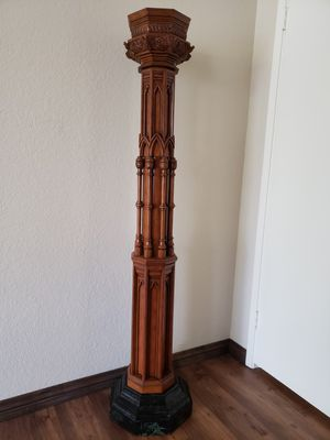 """Solid wood candle holder approx. 68"""" for Sale in Laguna Beach, CA"""