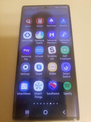 Samsung Note 10 plus for Sale in Fishers, IN