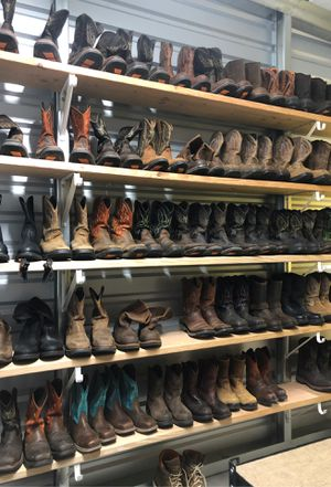 ariat work boots size 7-14 for Sale in Phoenix, AZ