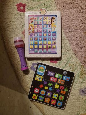 Children's electronic toys for Sale in S CHEEK, NY