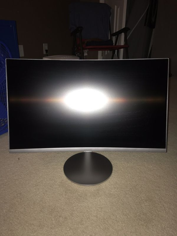 "27"" Curved Monitor"