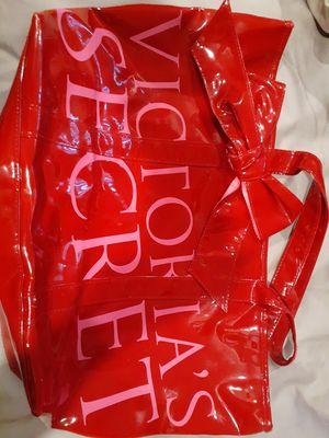 Victoria's secret vinyl bag for Sale in Philadelphia, PA