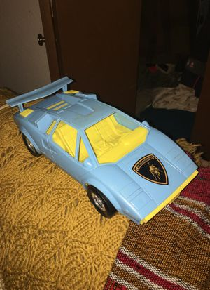 Vintage Tootsie Lamborghini toy plastic $20.00 for Sale in Sweet Home, OR