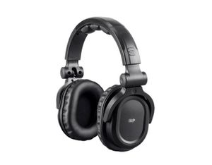 Monoprice Premium Hi-Fi DJ Style Over-the-Ear Pro Bluetooth Headphones with Mic and Qualcomm aptX Support (8323 with Bluetooth) for Sale in Copley, OH
