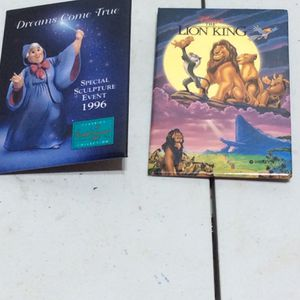 Vintage Disney Pins From 1990s for Sale in West Dundee, IL