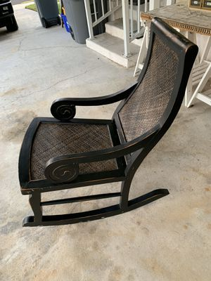 Antique rocking chair for Sale in Boca Raton, FL