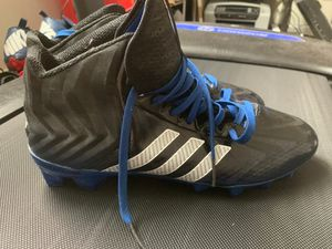 Men's Addidas crazy quick football cleats size 11.5 for Sale in South Elgin, IL