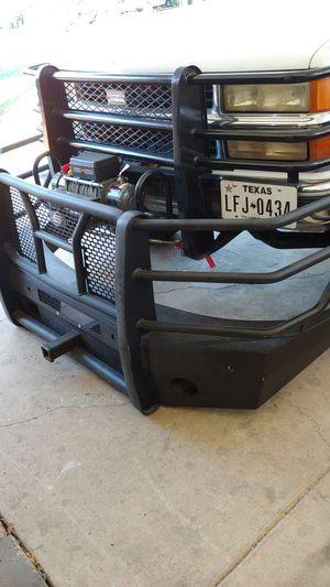 Steelcraft winch bumper for Sale in San Antonio, TX