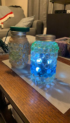 Glass Jar Lights for Sale in Glendale, AZ