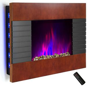 Wall mount 36 inch electric fireplace for Sale in Columbus, OH