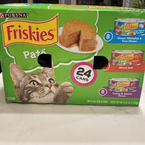 FREE FRISKIES CAT FOOD EXPIRES 3/2022 for Sale in Huntington Beach, CA