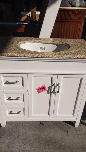 37x22 vanity by home decor for Sale in Jonesboro, GA