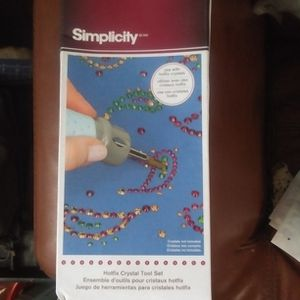 Simplicity Crystal Hotfix Tool 7 Pc Set for Sale in Tavares, FL