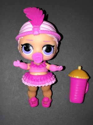 LOL Surprise Dolls Showbaby Doll Toy Confetti Pop Series for Sale in Irving, TX