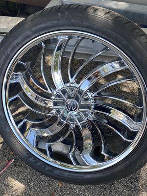 Rims & tires for Sale in Lehigh Acres, FL