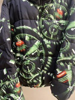 Supreme Reversible Puffer Jacket Sz M for Sale in Arlington,  VA