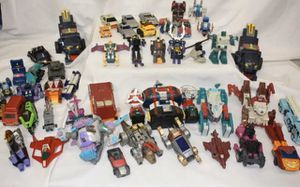 Searching for 80s/90s action figures/toys for Sale in Seymour, CT
