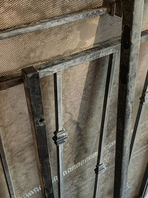 Security door in great condition just dirty $250 38x80 for Sale in Porterville, CA