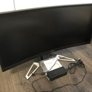 Acer 144hz 34in ultrawide monitor for Sale in New York, NY
