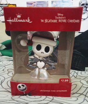 Disney Nightmare Before Christmas Hallmark Ornament for Sale in Fresno, CA