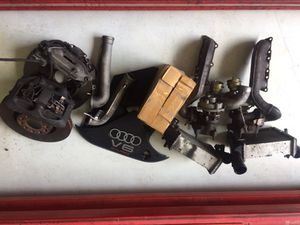 2001 Audi S4 Used Parts, turbo, brake, intercooler, engine covers, injectors for Sale in Miami, FL
