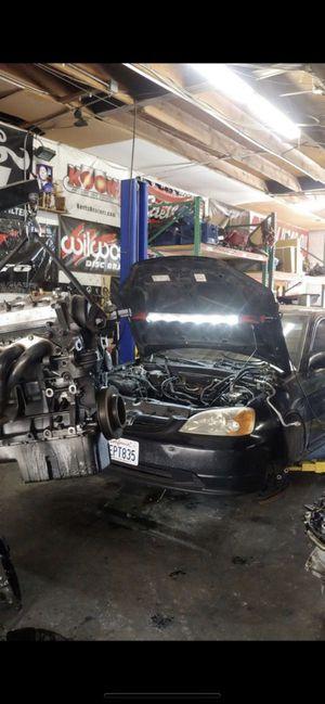 Motores reconstruidos para Acura y Honda ofrecemos credito y financiamos for Sale in San Bernardino, CA