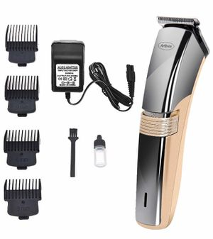 Artbros Hair Clippers For Men, Cordless Home Trimmer Cutting Kit with Rechargeable Battery,Beard Trimmer with 4 Combs for Sale in Seattle, WA