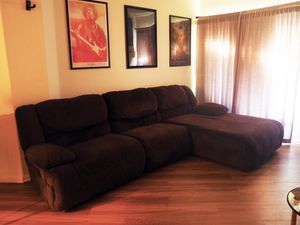 Reclining L Couch for Sale in Las Vegas, NV