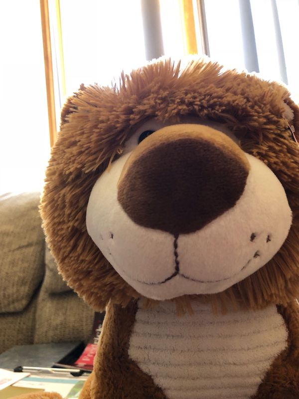 Really cute and really soft stuffed bear for kids