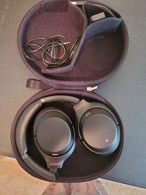 Sony wireless headphone for Sale in Rex, GA
