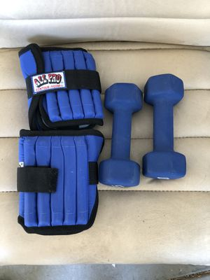 Weight set for Sale in Mesa, AZ